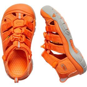 Keen Newport H2 Sandals Kids Golden Poppy